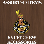 Snuff Chew Accessories