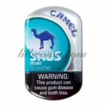 CAMEL SNUS Mint Tin