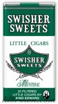 SWISHER SWEET LC Menthol 10/20