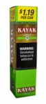 KAYAK Apple L/C $1.19 10ct