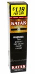 KAYAK Natural F/C $1.19 10ct