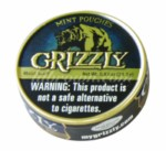 GRIZZLY Mint Pouch Can