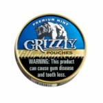 GRIZZLY Mint Pouch 5ct