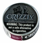 GRIZZLY Snuff Can