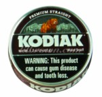KODIAK Straight L/C Can