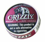 GRIZZLY Straight Long Cut Can