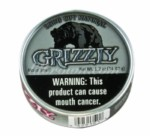 GRIZZLY Natural Extra L/C Can