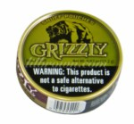 GRIZZLY Snuff Pouch Can