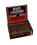 WHITE LIGHTNING Crooks Rum 50c