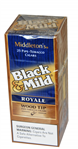BLACK-MILD WoodTip Royale Up25