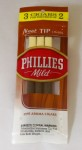 PHILLIES Mild Pouch Pack*