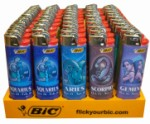 BIC Astrology Lighter Tray 50