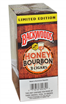 BACKWOODS Honey Bourbon 3 Pack