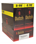 DUTCH Cig 2/99 Atomic Fus 2/30