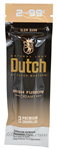 DUTCH Cig 2/99 Irish Fusion