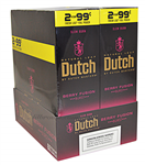 DUTCH Cig 2/99 Berry Fusi 2/30