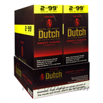 DUTCH Cig 2/99 Sweet Fusn 2/30