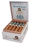 DON DIEGO Robusto 25ct