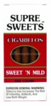 SUPRE SWEET Cigarillo 5/5pk