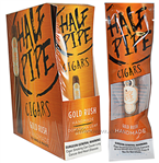 HALF PIPE Cigar Gold Rush 10ct