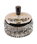 ASHTRAY Glass SpinTop
