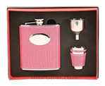 FLASK Set18 Pink Gift Set 7oz