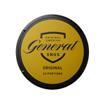 GENERAL Snus Orig Portion Can