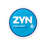 ZYN Cool Mint 6mg Can