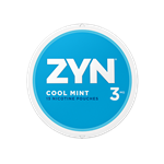 ZYN Cool Mint 3mg Can