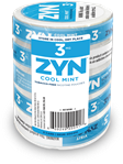 ZYN Cool Mint 3mg 5ct