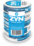ZYN Cool Mint 6mg 5ct