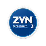 ZYN Peppermint 3mg Can