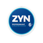 ZYN Peppermint 6mg Can