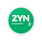 ZYN Spearmint 3mg Can