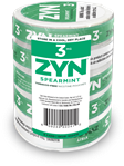 ZYN Spearmint 3mg 5ct