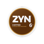 ZYN Coffee 6mg Can