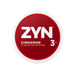 ZYN Cinnamon 3mg Can