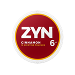 ZYN Cinnamon 6mg Can