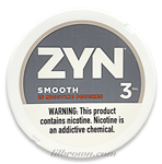 ZYN Smooth 3mg Can