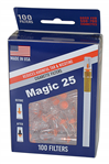 MAGIC 25 Cig Filt Value 100ct