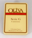 OLIVA Serie G Cigarillo Tin