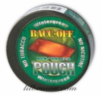BACC OFF Wintergreen Pouch Can