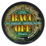 BACC OFF Xtra Wintergreen Can