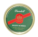 DUNHILL Ready Rubbed Tin 50g