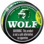 TIMBER WOLF Wintergrn L/C Can