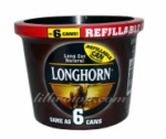 LONGHORN Natural L/C Tub 7.2oz