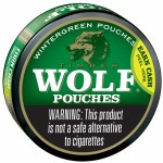 TIMBER WOLF Packs Wintrgrn Can