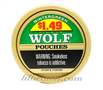 TIMBER WOLF PacksW/G 1.49 can