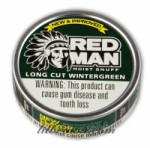 RED MAN Wintergreen L/C 5ct