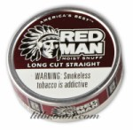 RED MAN Straight L/C 5ct Roll*